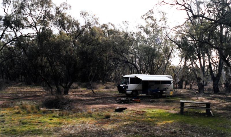 Lake Meran Campground