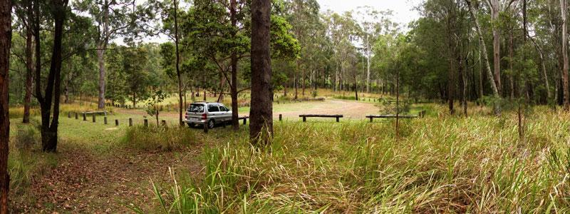 Spicers Gap CampsiteThanks to Laura for this image.