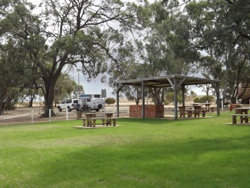 Wooroonook LakesPicnic area and barbecues