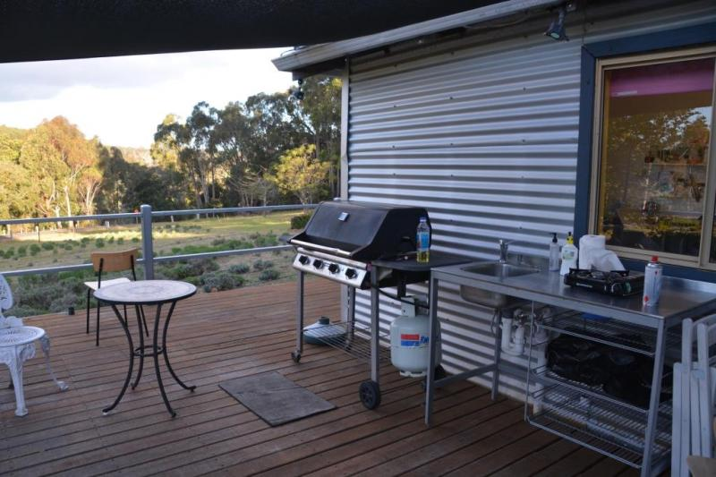 Nannup LavenderCamp Kitchen